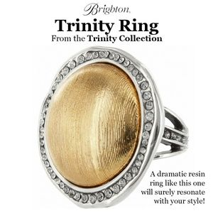 "Brighton Ring ""Trinity"" From Trinity Collection 💍"